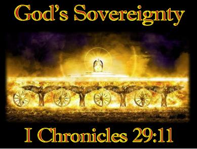 1-22-17 God's Sovereignty