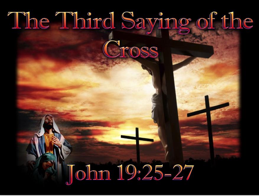 John 19:25-27