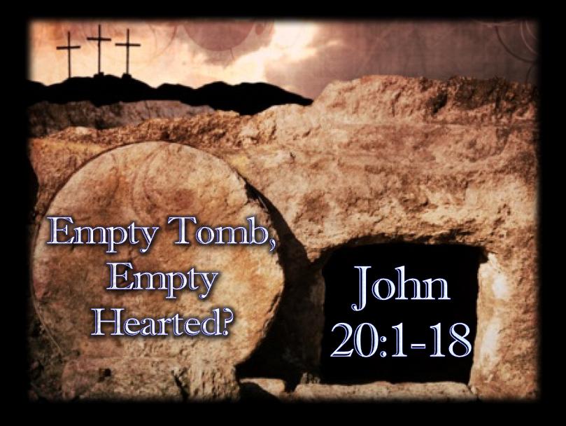 John 20:1-8