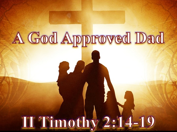 God Approved Dad